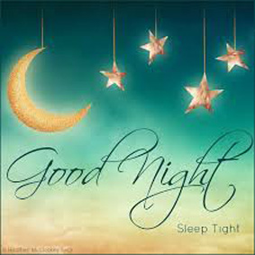Good night rest